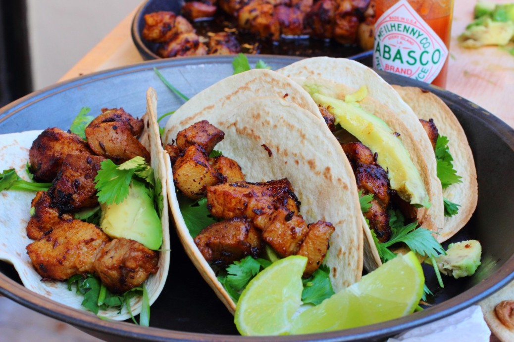 Pork Tacos