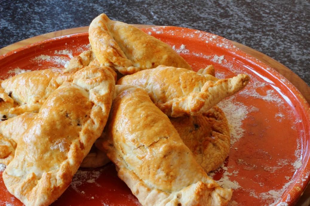 Argentinian Pork Empanadas
