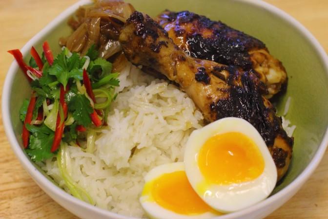 Oyako Don – Japanese Comfort Food.